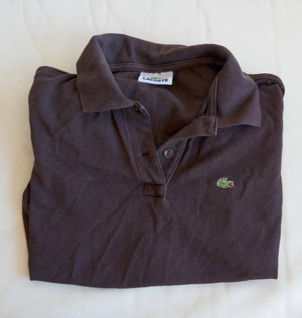 Polo femme Lacoste 34