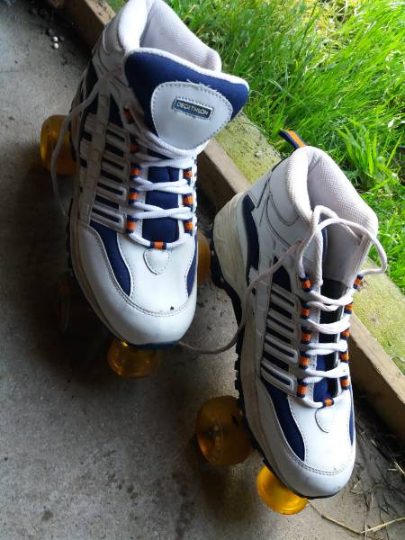 Rollers quad taille 40