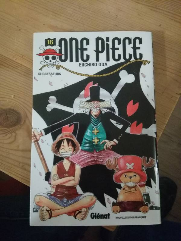 One piece tome 16