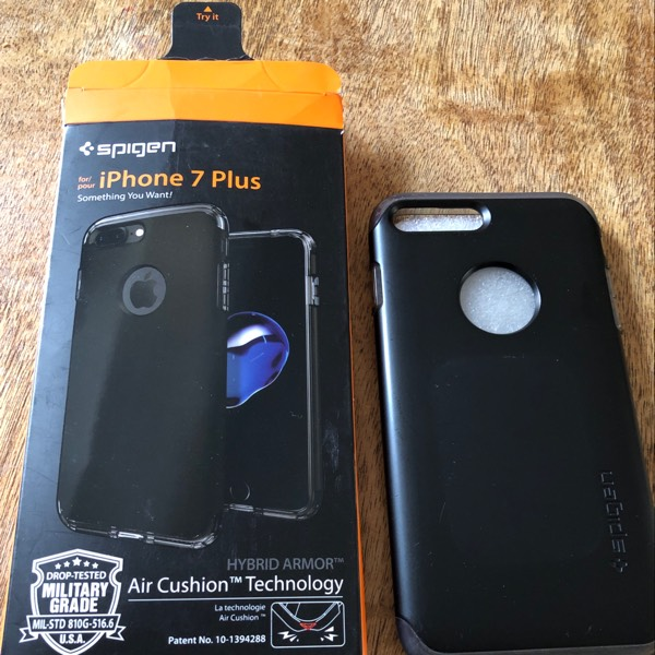 Coque iPhone 7 plus - robuste