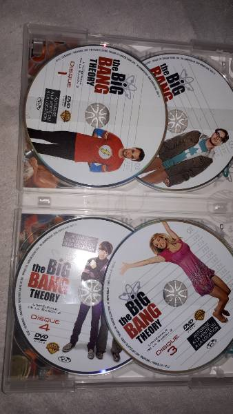 Big bang theory saison 2